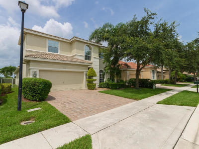 Delray Beach FL Single Family Home For Sale: $420,000