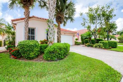 Boynton Beach Single Family Home For Sale: 11960 Rosetree Terrace