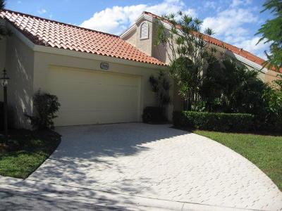 Palm Beach Gardens Single Family Home For Sale: 13253 Saint Tropez Circle