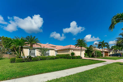 Boynton Beach Single Family Home For Sale: 9159 Chianti Court