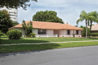 West Palm Beach FL Single Family Home For Sale: $579,000