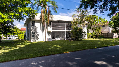Delray Beach Multi Family Home For Sale: 2244 Spanish Trail