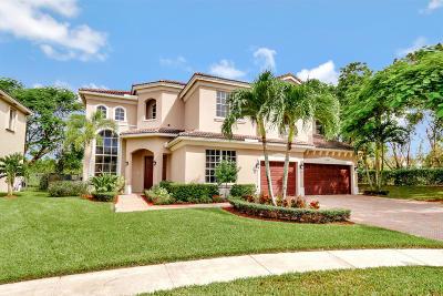 Lake Worth Single Family Home For Sale: 10794 Oak Meadow Lane