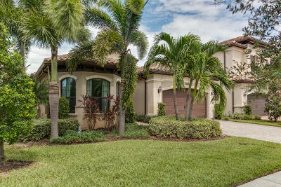 Delray Beach FL Single Family Home For Sale: $779,000