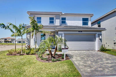 Delray Beach FL Single Family Home For Sale: $561,900