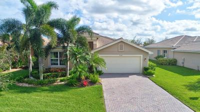 Boynton Beach Single Family Home For Sale: 9064 Greenstone Ridge Way