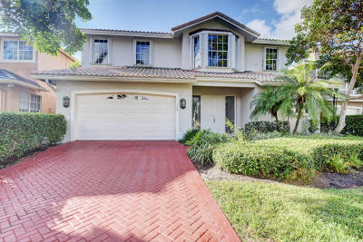 Boca Raton Single Family Home For Sale: 5485 NW 41st Terrace