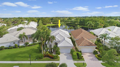 Palm Beach Gardens Single Family Home For Sale: 110 Emerald Key Lane