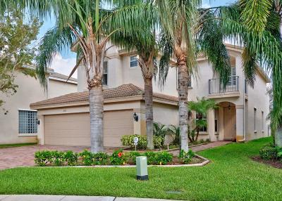 Boynton Beach Single Family Home For Sale: 8527 Briar Rose Point