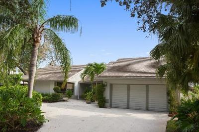 West Palm Beach Single Family Home For Sale: 3530 Embassy Drive