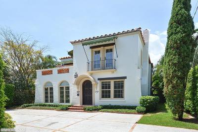 West Palm Beach Single Family Home For Sale: 2415 Aravale Road