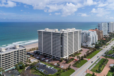 Boca Raton Condo Sold: 2000 S Ocean Boulevard #9 C