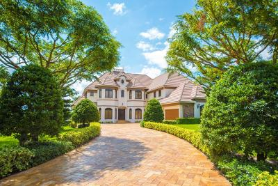Wellington Single Family Home For Sale: 3585 Aiken Court
