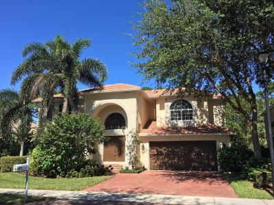 Palm Beach Gardens Single Family Home For Sale: 214 Lone Pine Drive