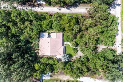 Jupiter Single Family Home For Sale: 11860 179th Court