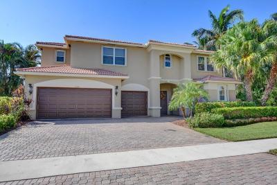 Boca Raton Single Family Home For Sale: 11254 Sea Grass Circle