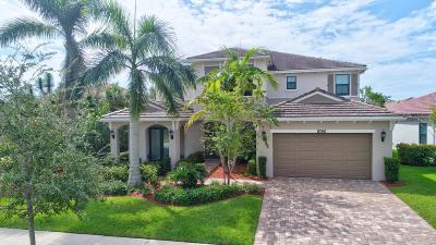Boca Raton Single Family Home For Sale: 12066 Boca Reserve Lane