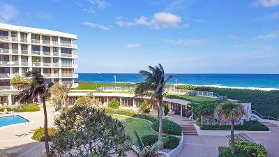 Palm Beach Condo For Sale: 2000 S Ocean Boulevard #204s