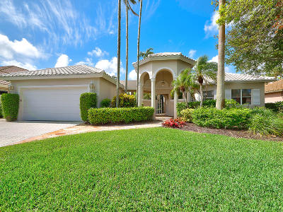 Ballenisles Single Family Home For Sale: 31 Saint James Drive