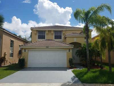 Royal Palm Beach Single Family Home For Sale: 1561 Fiddlewood Court