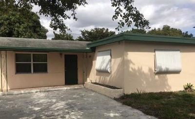 Fort Lauderdale Single Family Home For Sale: 3081 NW 17th Street