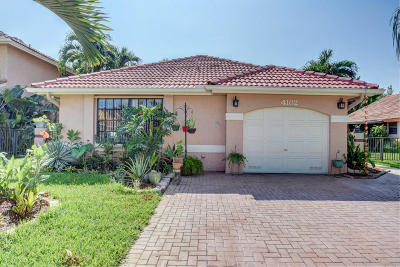 Deerfield Beach Single Family Home For Sale: 4182 NW 6th Street