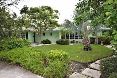 Delray Beach Multi Family Home Contingent: 208 Beverly Drive