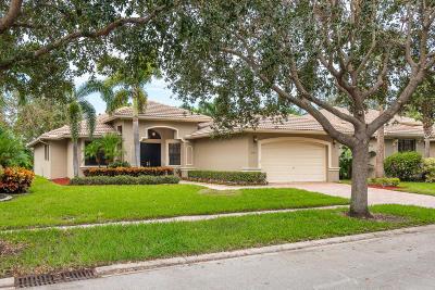 Boynton Beach Single Family Home For Sale: 7729 Via Grande