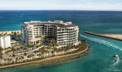 Broward County, Palm Beach County Rental For Rent: 1000 S Ocean Boulevard #704