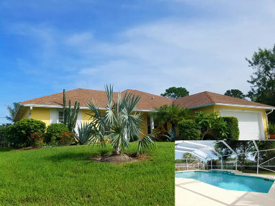 Port Saint Lucie FL Single Family Home Sold: $230,000