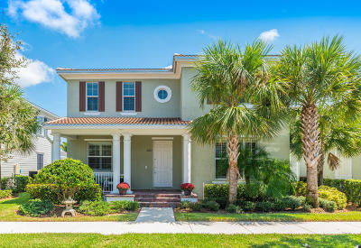 Jupiter Single Family Home Contingent: 2723 Wymberly Drive