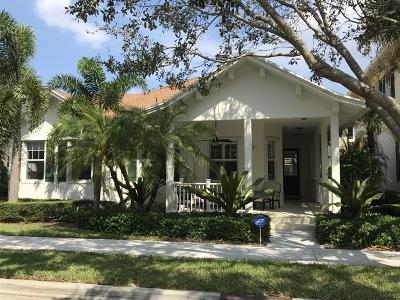 Jupiter Single Family Home For Sale: 215 Caravelle Drive