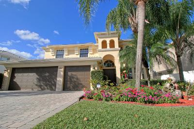 Royal Palm Beach Single Family Home For Sale: 1761 Annandale Circle