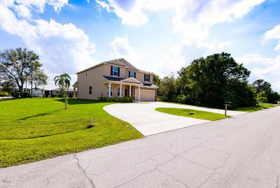 Port Saint Lucie Single Family Home For Sale: 1002 SW Calmar Avenue