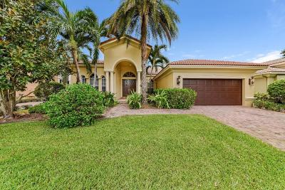 Delray Beach Single Family Home For Sale: 8071 Laurel Ridge Court
