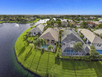 Palm Beach Gardens Single Family Home For Sale: 143 Banyan Isle Drive