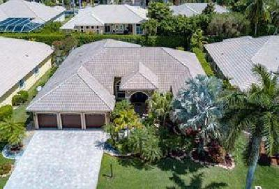 Boca Raton Single Family Home For Sale: 21668 Fall River Drive
