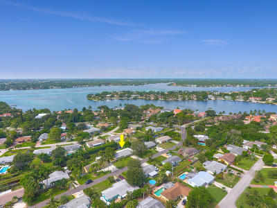 Jupiter Single Family Home Contingent: 224 River Terrace Drive