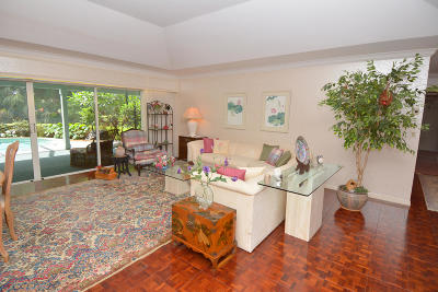 Palm City Single Family Home For Sale: 594 SW Thornhill Lane
