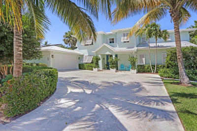 North Palm Beach FL Single Family Home For Sale: $2,695,000