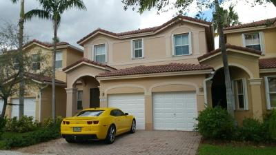 Miami Townhouse For Sale: 12389 SW 121st Terrace