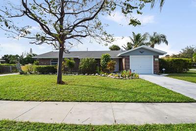 Jupiter Single Family Home Contingent: 320 Fern Street