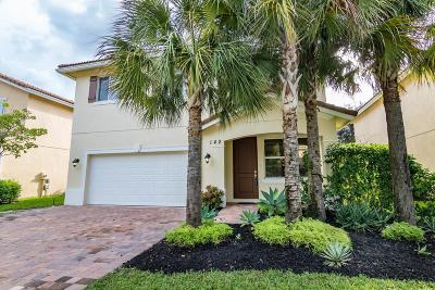 Greenacres Single Family Home For Sale: 142 Two Pine Drive