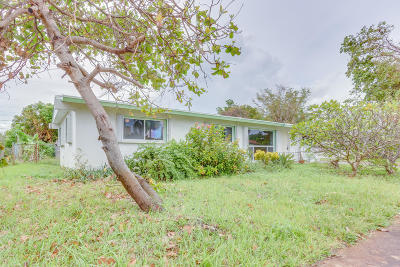 Deerfield Beach Single Family Home Contingent: 601 SE 8th Avenue