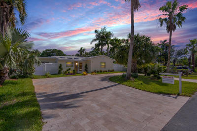 Fort Lauderdale Single Family Home For Sale: 714 NE 16th Avenue