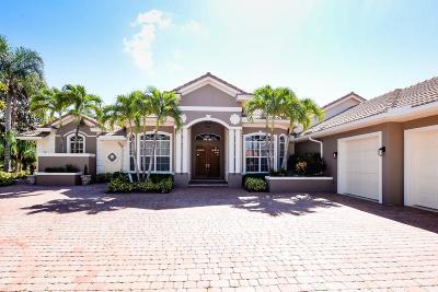 Port Saint Lucie Single Family Home For Sale: 7408 Laurels Place