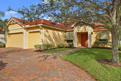 Royal Palm Beach Single Family Home For Sale: 9094 New Hope Court