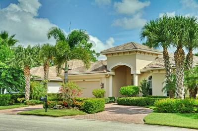 Port Saint Lucie Single Family Home For Sale: 8816 Bally Bunion Road
