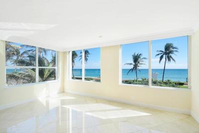Palm Beach Condo For Sale: 340 S Ocean Boulevard #2b