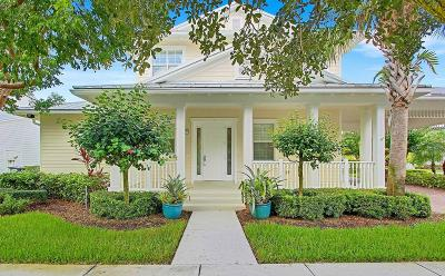 Jupiter Single Family Home Contingent: 3240 Wymberly Drive